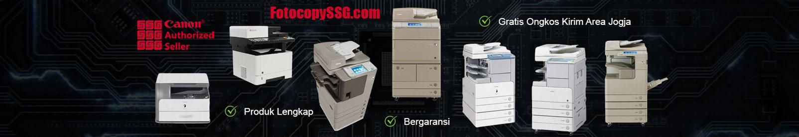 jual mesin fotocopy canon dan kyocera di jogja